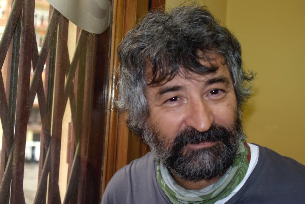 'Koki' és membre del comitè d'empresa de la UAB Foto: Tomeu Ferrer