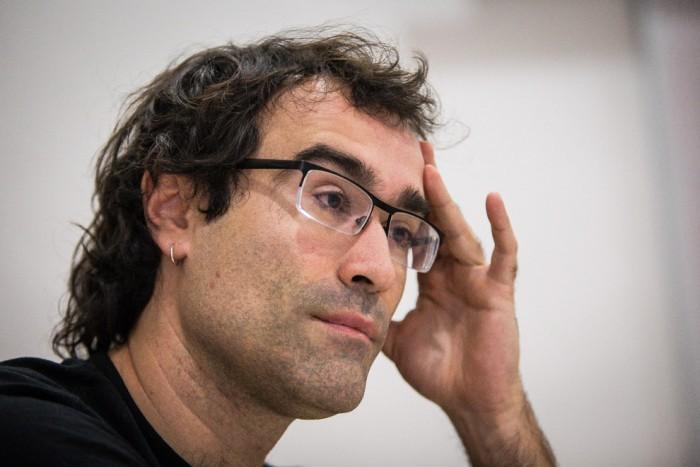 Ivan Miró, membre del Consell Rector de la Federació de Cooperatives de Treball de Catalunya foto: FCTC