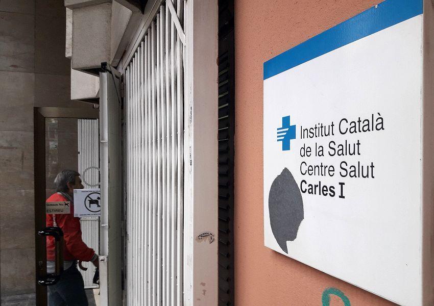 Centre d'Atenció Primària Carles I foto Diari Sanitat