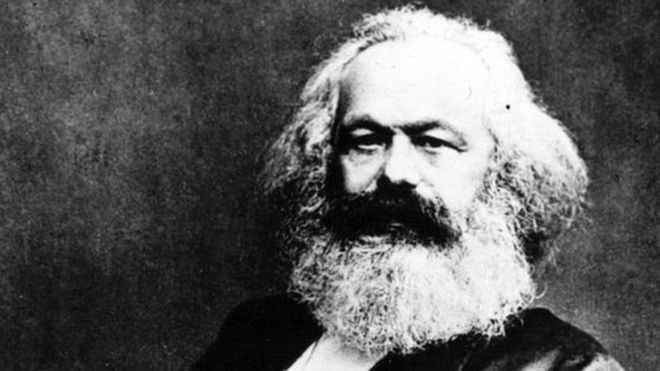 Carles Marx, filòsof i economista foto Ràdio Terra
