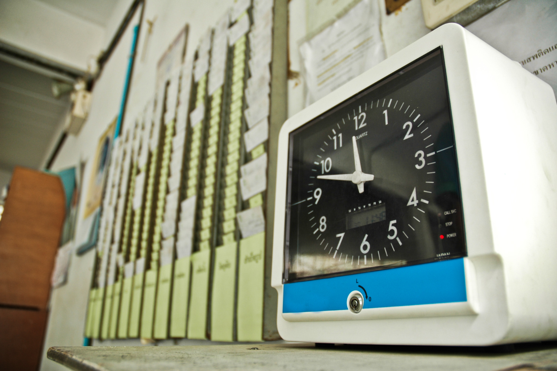 En el 37% de les empreses amb presència de la UGT no hi ha control horari foto IStock