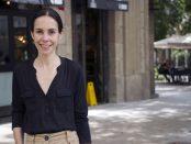 Betsabé Garcia és l'autora de 'Minyones' | Foto: Victòria Oliveres